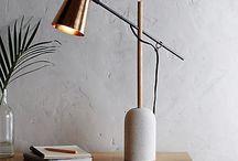 Lampa biurko gabinet