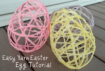 Easter Ideas / by Angela Douangdy