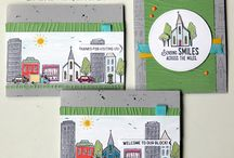 Stampin' Up - In The City
