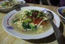 Part of Indonesia - Culinary / Tradition food of Indonesia