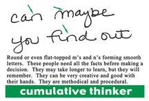 Handwriting Symbolism
