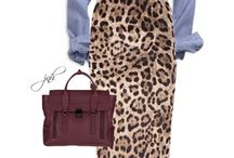 •leopard is the new black• / I have a ridiculous amount of love for leopard print...