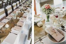 Svatební stůl