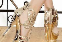 Hot, Fierce, Badass Heels / by A Brit Greek