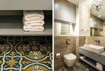 mosaics / tiles