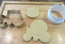 Iced biscuits - cookie cutters