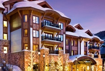 The Sebastian - Vail / The Sebastian - Vail, A Timbers Resort, offers exciting venues and amenities that set the stage for Vail's most lively hotel and private residence club. Amenities include Bloom Spa, Frost Bar, the Library, and Restaurant Leonora, a fitness center and mountain-view pool with roaring fire pits and steaming hot tubs.  / by Timbers Resorts
