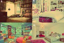 NyaRummet? / Mitt nya sovrum.