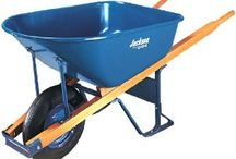 Garden - Outdoor Carts & Bins