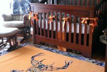 Nursery  Ideas / by Rebekah Spoelstra