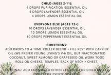 Essential Oils + Kids