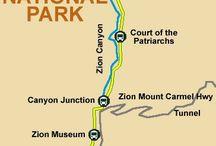 National parks Utah