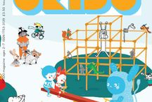 OKIDO Digital 07 / Okido Issue 7 is all about muscles!  / by OKIDO Magazine
