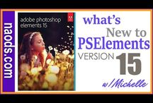 What's New to Photoshop Elements 15