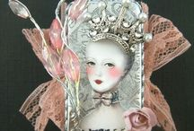 ~Mixed Media & Altered Art 2~ / by Marla Blehm Corson