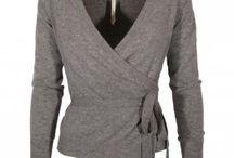 Adaptive blouses