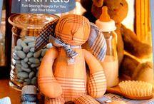 Teddy Bear-Making Supplies