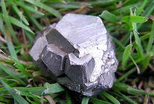 Minerais / Pedras...