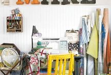 Guest bedroom/ craft room