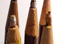 Pencil Micro Art
