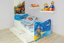 Łóżeczka dla dzieci / Propozycje łóżeczek dziecięcych - zarówno dla dziewczynek, jak i chłopców.
