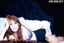 Own Your Sexy® Boudoir Photography