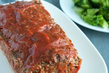 low carb meat loaf