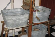 Vintage Washing Machines / by Holly Monroe