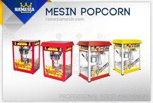 Mesin Popcorn Ramesia / Mesin Popcorn Ramesia di jamin qualitas dan harganya sangat terjangkau
