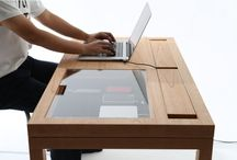 Desk for Eames