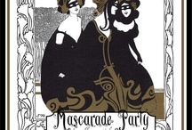 Masquarade Ball 2014 / ideas for the 2014 fund raiser