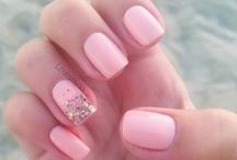 Nifty nails  / by Kelley Potter