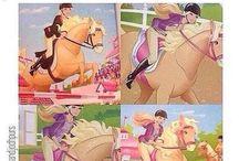 Bad equestrians
