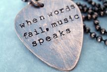 Music Speaks- vids only / Music is my world  / by roxy