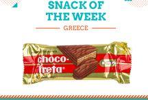 Snack of The Week