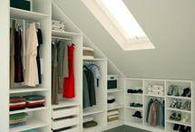 Closet/allrum