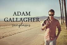 Las gafas de sol de Adam Gallagher - Adam Gallagher sunglasses