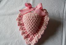 ago filo e fantasia Luisa / foto di miei lavori di cucito creativo ricamo, maglia e uncinetto
