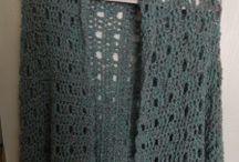 Crochet: Prayer Shawls