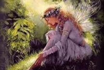 Fairies / by Valenchia Hershberger