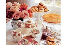 Tea Parties / by Debbi Odell Sebris