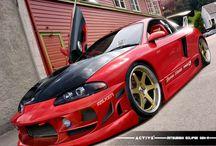 Mitsubishi Eclipse tuning