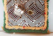 Oriental / Tapeçarias tradicionais do Oriente Médio