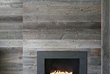 fireplace finishing