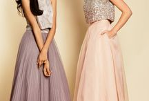 robe longue de cérémonie