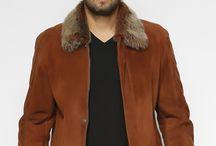 Kožna Muška Jakne / Kožna Muška Jakne 100 % prava koža Originalni dizajn
