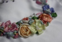 Silk Ribbon Embroidery / by Nickalli Bascochea-Braaten