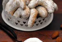 Weihnachtsplätzchen / Weihnachten ist die Zeit für fleissige Bäcker zu Hause köstliche Plätzchen zu backen