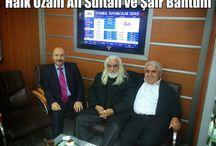 Halk Ozanı Ali Sultan ve Şair Bahtuni