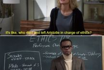 The good place (the best place)
